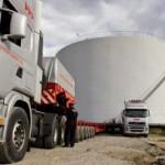 Transporte de silo 4