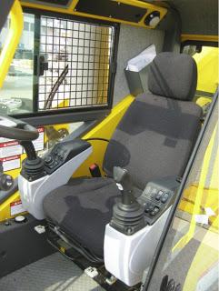 Assento do operador