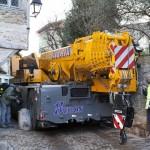 LTC1045-31 Manobrando em Carcassonne corredor