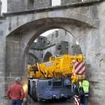 LTC1045-31 Manobrando em Carcassonne tunel