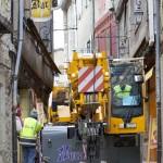 LTC1045-31 Manobrando em Carcassonne vila 2