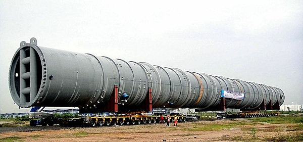 Terceiro maior divisor de xileno do mundo