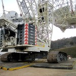 CC 2800-1 içando antena de recepção