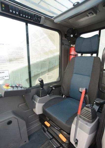Zmc85 cabine de operação