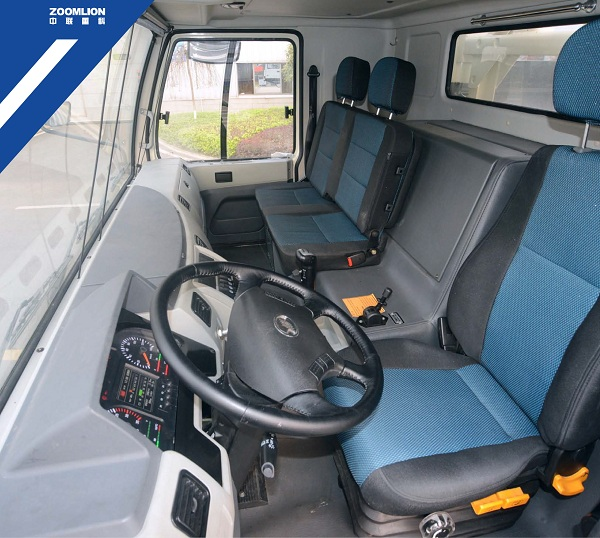 Zmc85 cabine