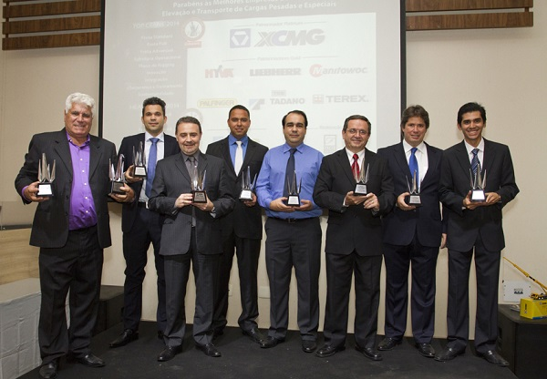 Ganhadores do TOP CRANE 2014